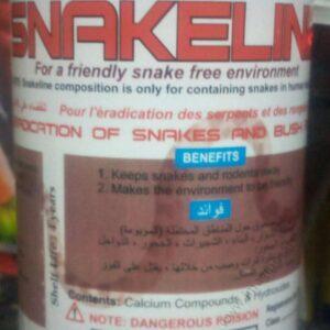 snakeline snake poison