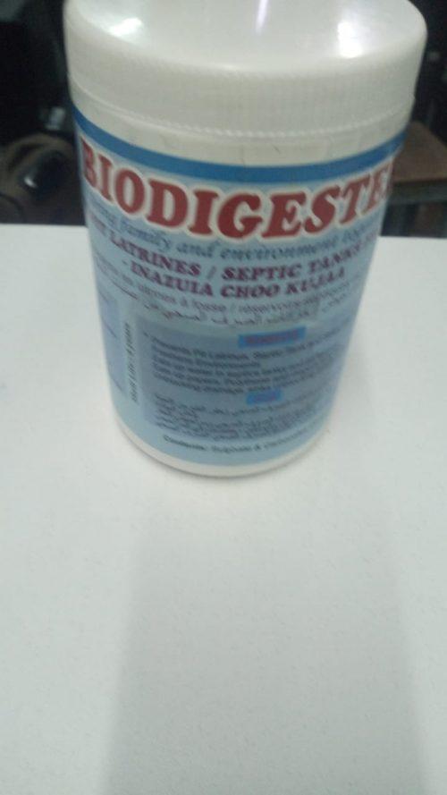 biodigester