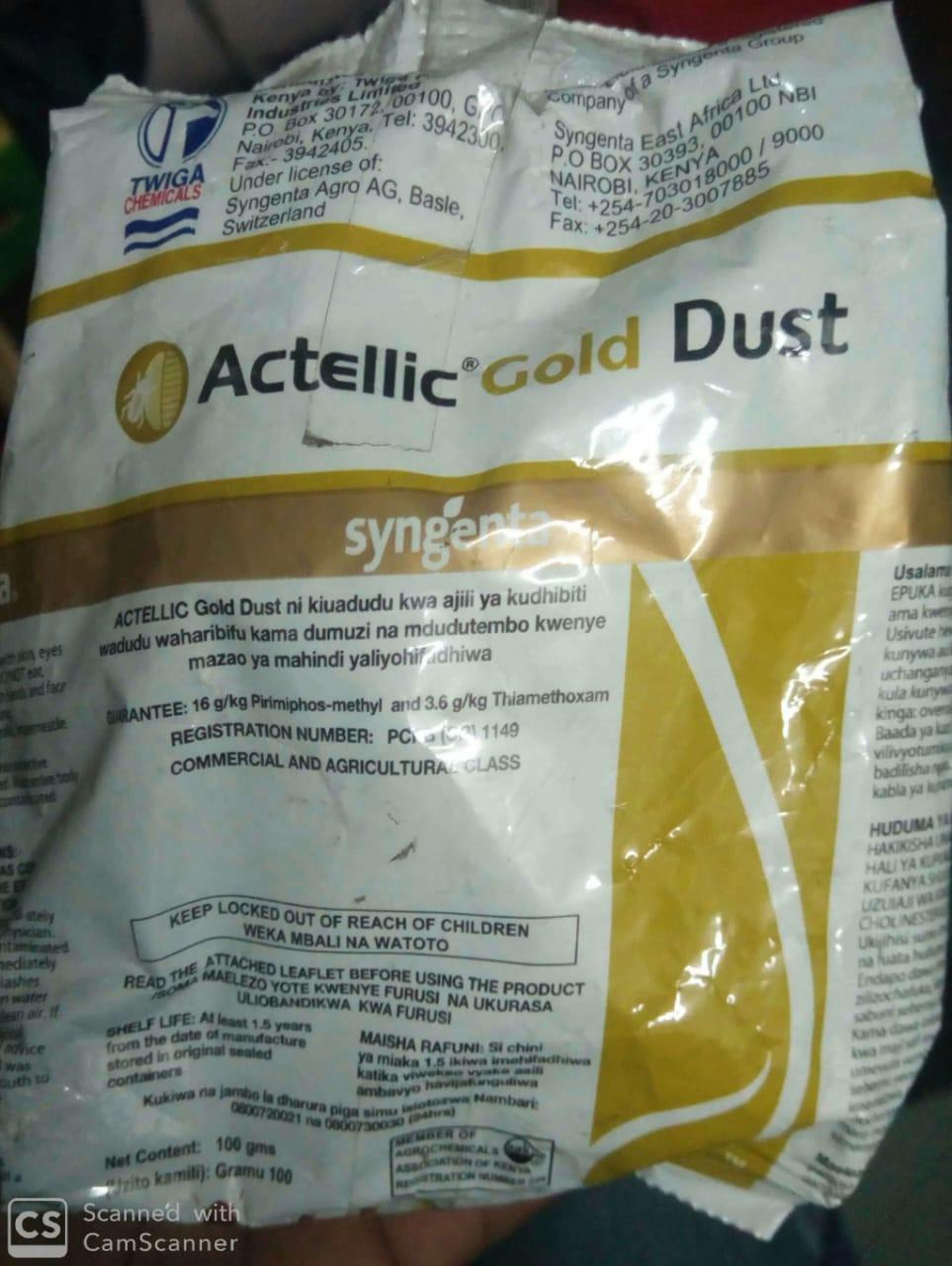 actellic-gold-dust-100g