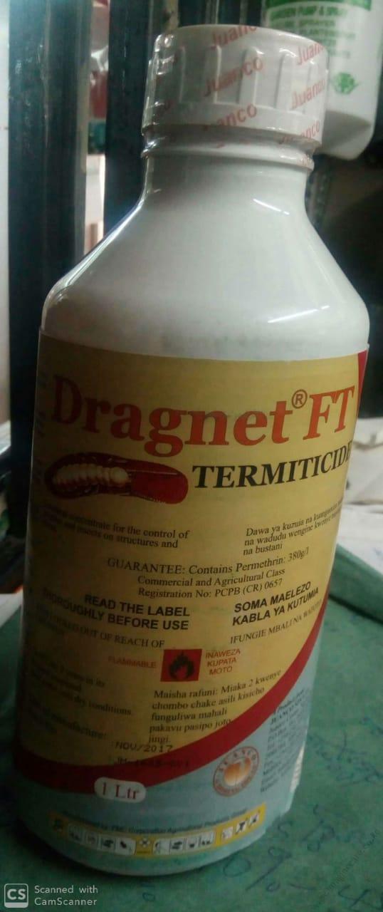 dragnet-ft