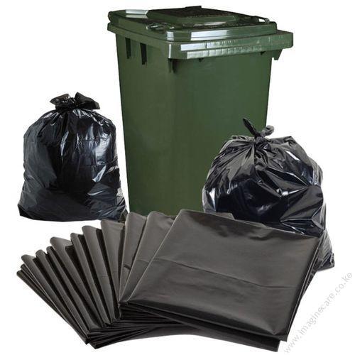 shop buy yellow Garbage bags, Bin Liners, Refuse bags, Trash Bags kenya