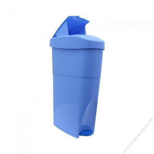 Sanitary Bin - Sky Blue (18lt)