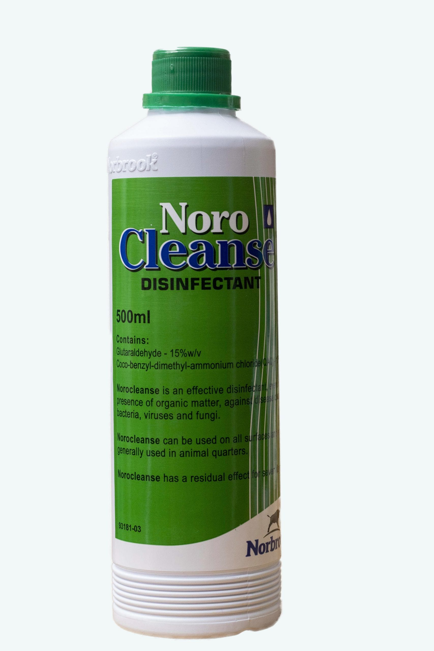 500ml shop norocleanse disinfectant