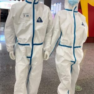 Coverall (Disposable Medical Protective Clothing)