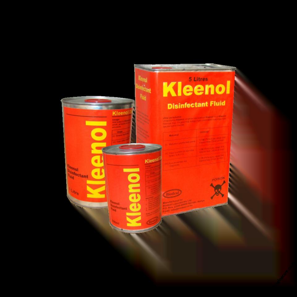 Kleenol Disinfectant Fluid