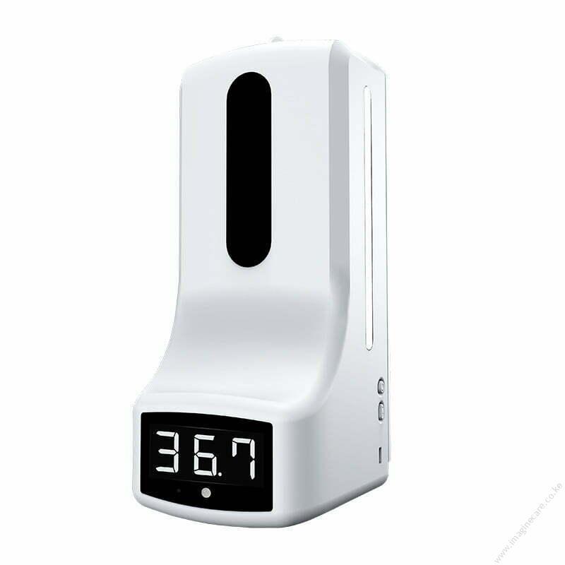 Automatic Temperature Measurement Disinfection Machine 2