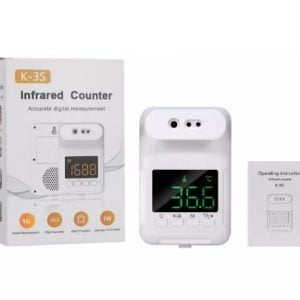 Infrared Thermometer Counter