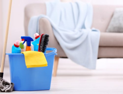 #6 Simple House Cleaning Tips