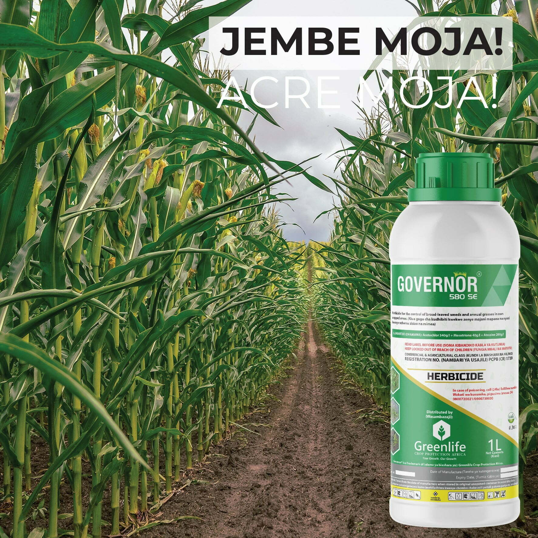 buy Governor 580 SE in kenya