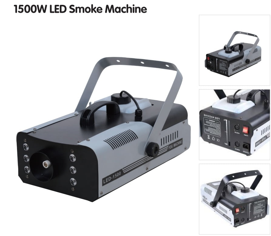 LED Fog Smoke Machine