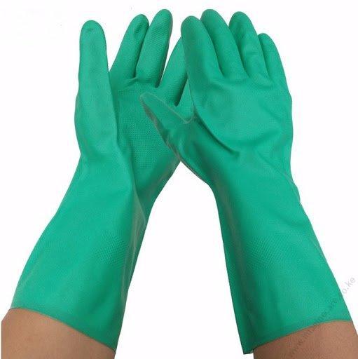 Nitrile Industrial Gloves 1