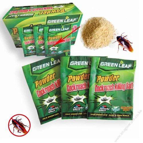 Green Leaf Cockroach Killing Bait kenya