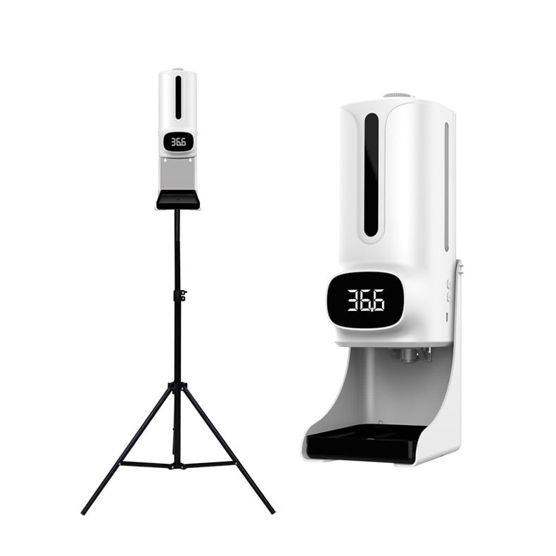 K9-PRO-Plus-Automatic-Thermometer-Auto-Touchless-Soap-Dispenser