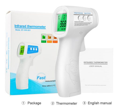 Non contact Infrared Thermometer (KF-HW-001)