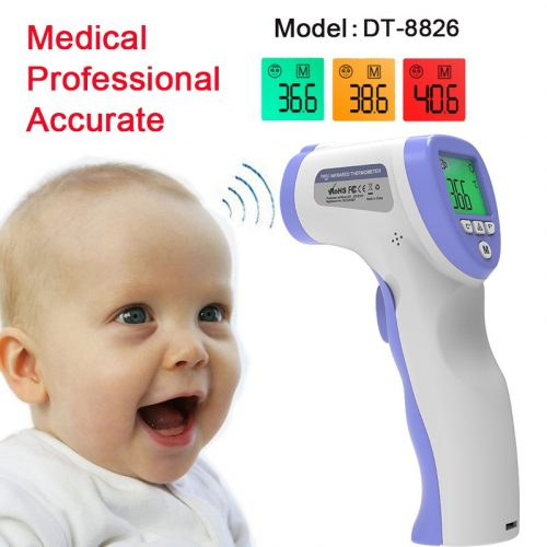 Infrared Thermometer (DT-8826)