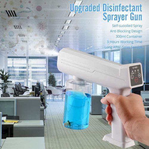 Touchscreen Portable Nano Atomizer