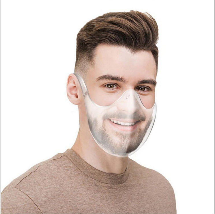 Anti Fog Half Face Shield