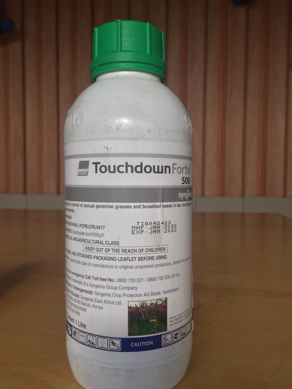 Touchdown Forte 500 SL