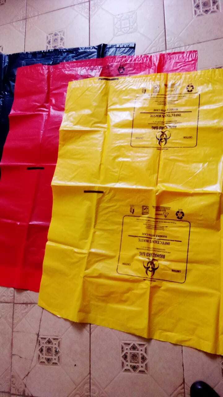 Garbage bags, Bin Liners, Refuse bags, Trash Bags bioharzard