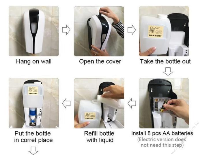 buy dispenser