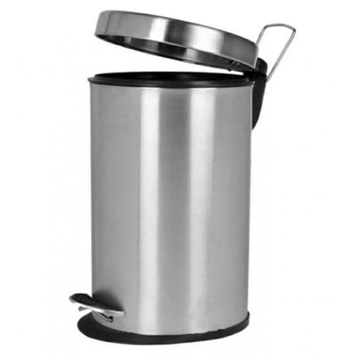 Stainless Steel Pedal Bins -30ltr